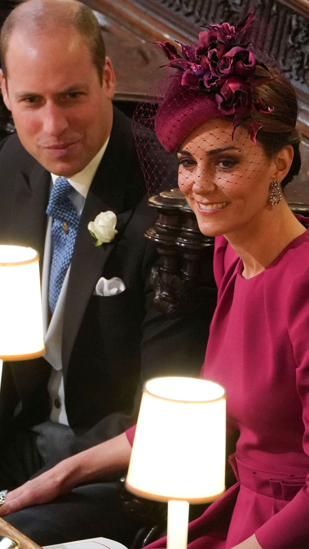Prince William Kate Middleton From Princess Eugenie And Jack