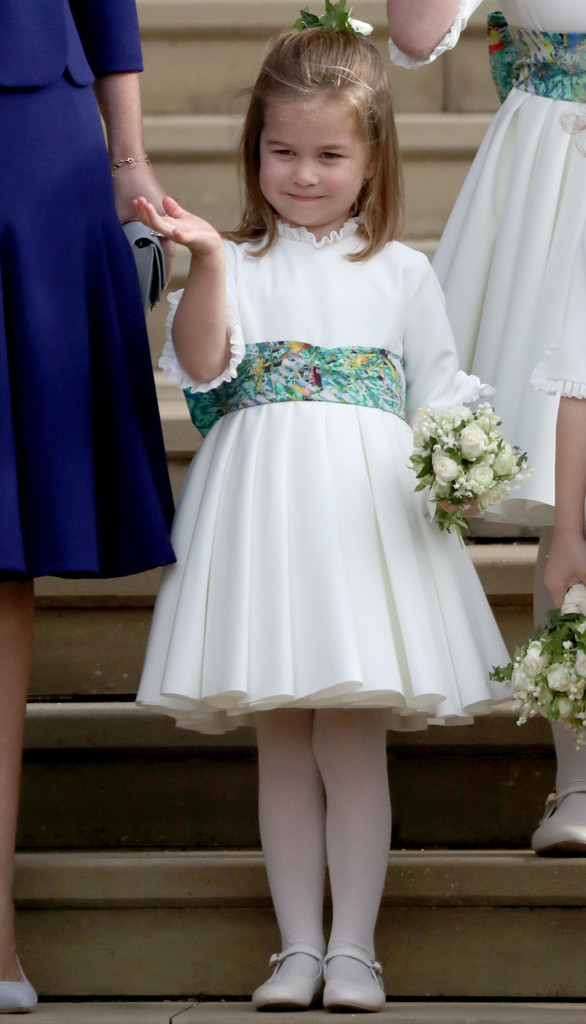 e0edc071c Princess Charlotte May Have Just Made Her Onstage Debut in a School  Christmas Play