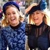 Cressida Bonas, Chelsy Davy, Priness Eugenie Royal Wedding