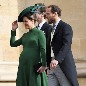 Pippa Middleton, James Middleton, Princess Eugenie Royal Wedding