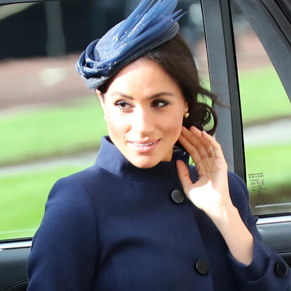 Meghan Markle Is Pregnant, Waiting For Her First Child