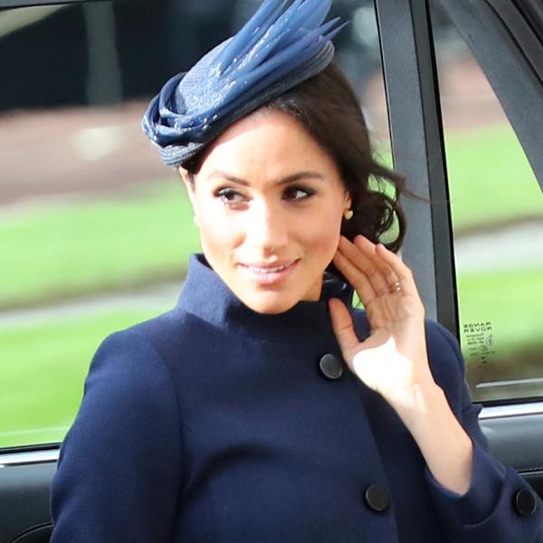 Meghan Markle, Princess Eugenie Royal Wedding