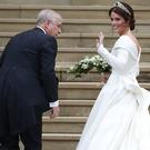 Princess Eugenie and Jack Brooksbank's Royal Wedding Photos