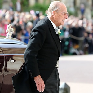 Prince Philip, Princess Eugenie Royal Wedding