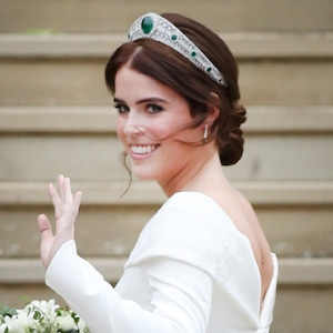 ESC: Princess Eugenie, Princess Eugenie Royal Wedding