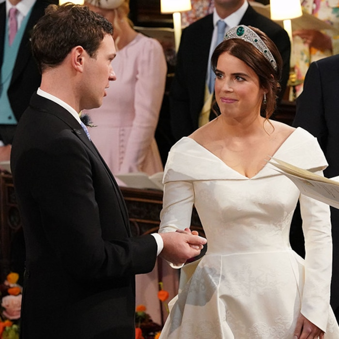 Why Princess Eugenie And Jack Brooksbank Didn T Get Royal Titles E