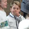 Prince George, Princess Eugenie Royal Wedding
