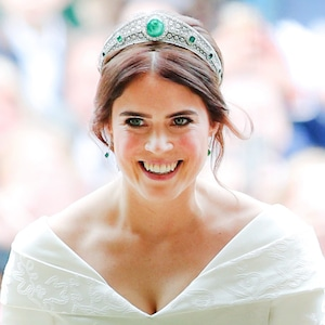 ESC: Princess Eugenie, Tiara, Princess Eugenie Royal Wedding