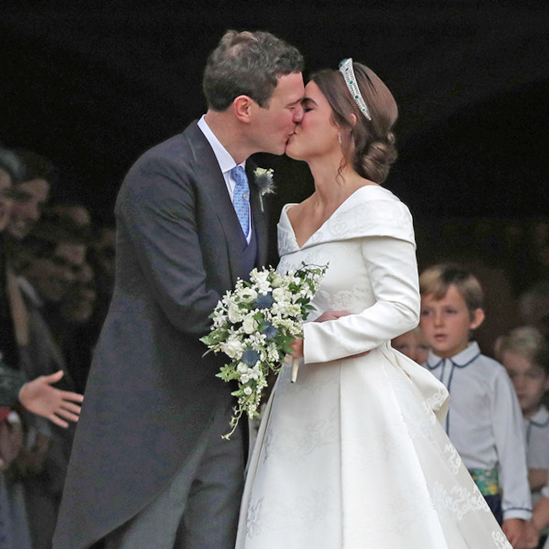 All The Special Details You Missed At Princess Eugenie S Royal