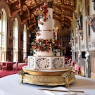 Royal Wedding Cakes