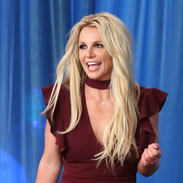 Britney Spears, The Ellen DeGeneres Show