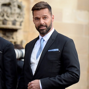 Ricky Martin, Princess Eugenie Royal Wedding