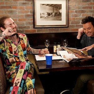 Jimmy Fallon, Post Malone