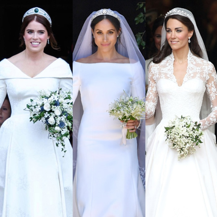 071346394b6 How the Cost of Princess Eugenie s Wedding Compares to Meghan Markle s and Kate  Middleton s