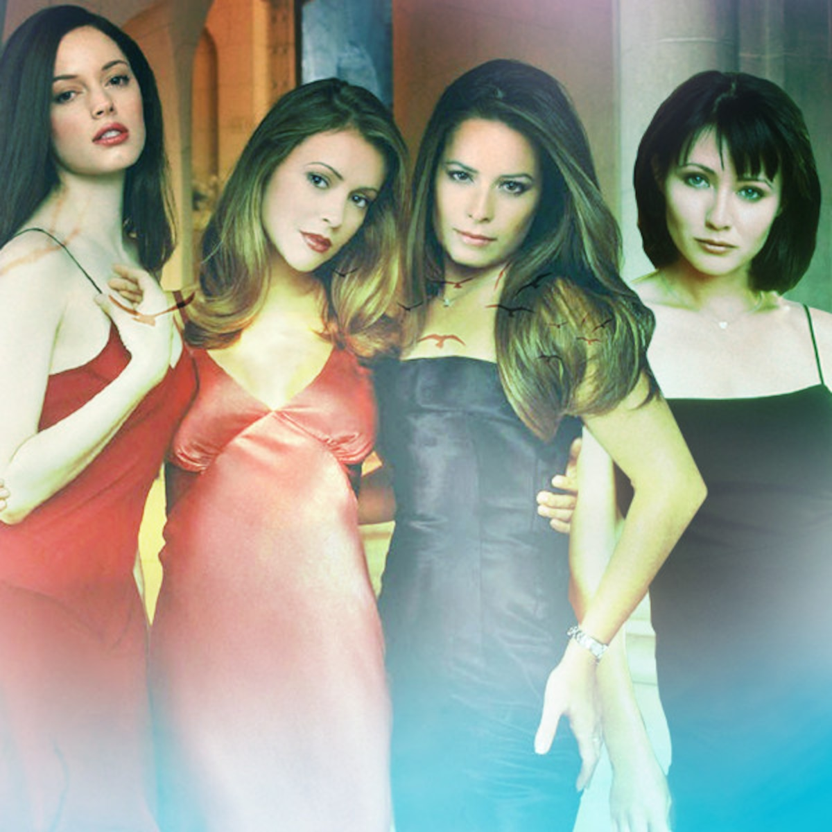 Alyssa Milano Movie Scenes revisiting the wicked behind-the-scenes drama of charmed | e