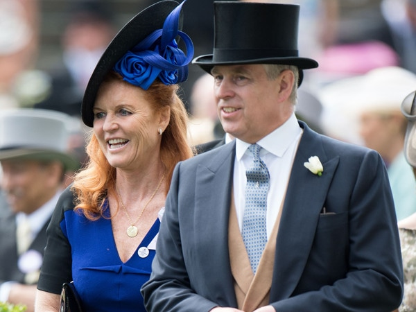 The Truth About Fergie's Unusual Arrangement With Ex-Husband Prince Andrew
