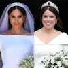 Princess Eugenie, Meghan Markle, Wedding Dresses