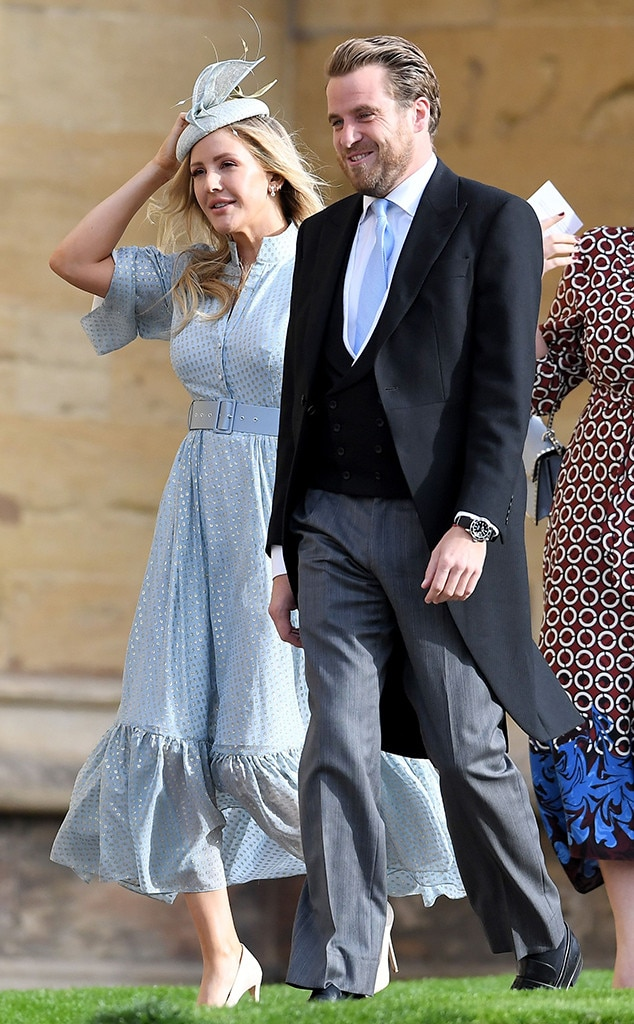 Ellie Goulding From Princess Eugenie And Jack Brooksbank S