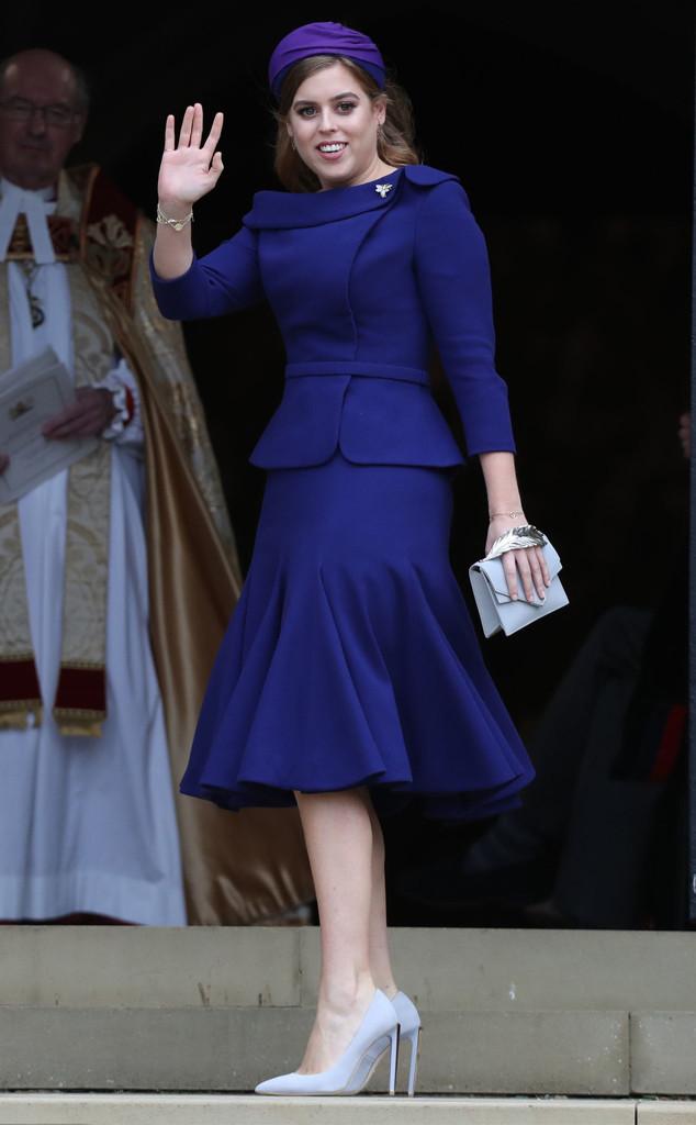 Princess Beatrice, Princess Eugenie Royal Wedding