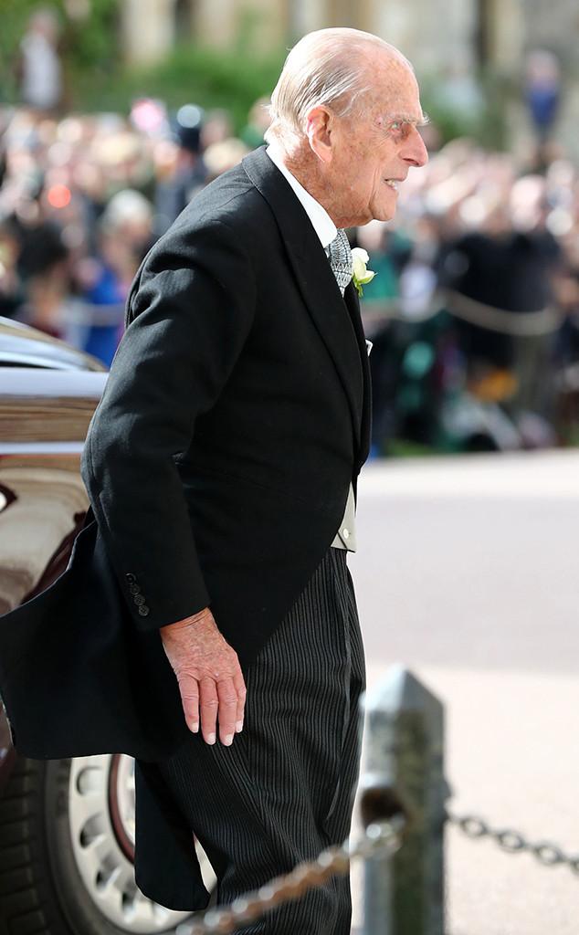 Prince Philip, Princess Eugenie Royal Wedding