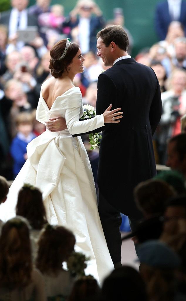 Princess Eugenie, Jack Brooksbank, Princess Eugenie Royal Wedding