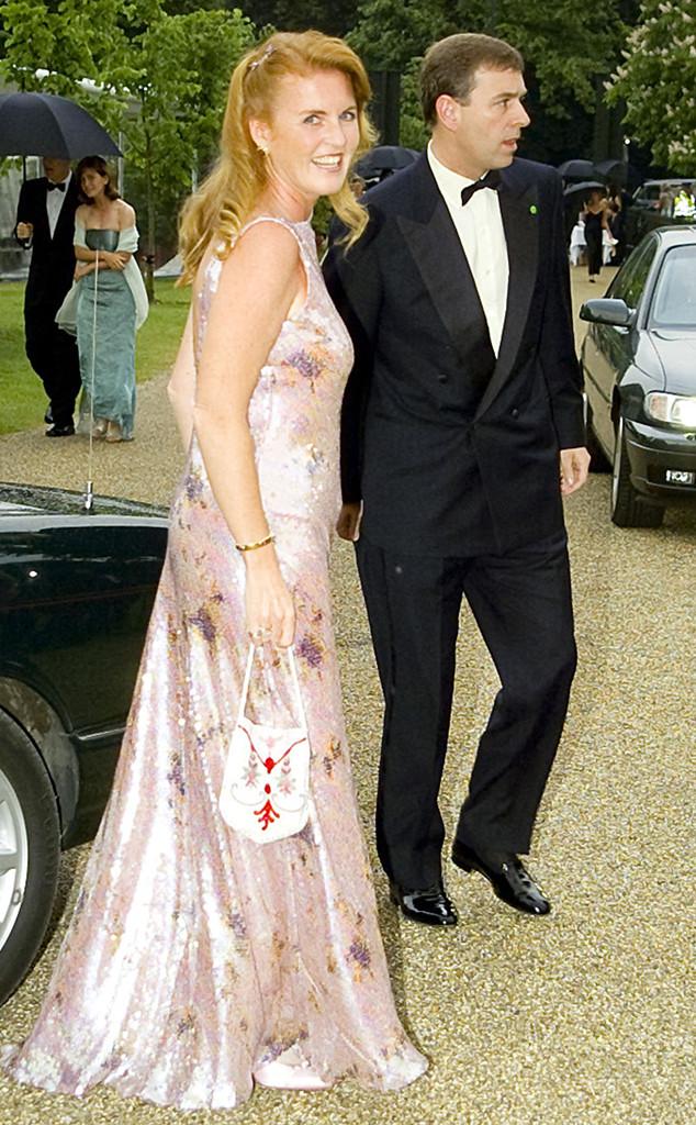 Duchess Sarah Ferguson, Prince Andrew, 2000