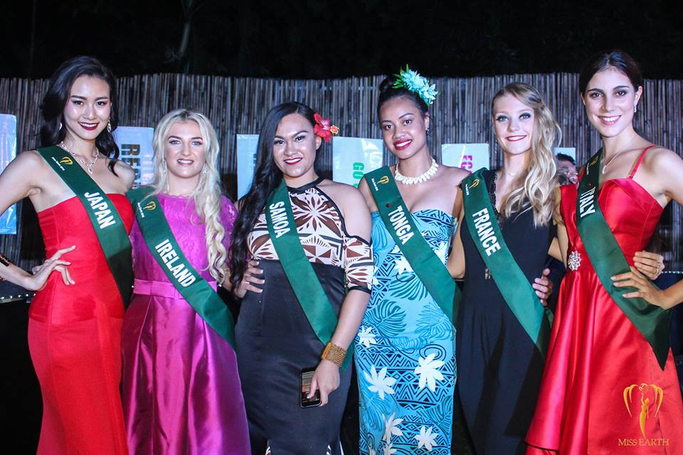 Miss Earth, Miss Samoa