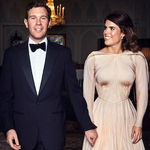 Princess Eugenie of York, Jack Brooksbank, Royal Wedding, Embargoed til 2:30 PST