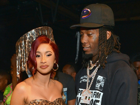 "Cardi B Slams Rumors She and Offset Split ""for Publicity"""