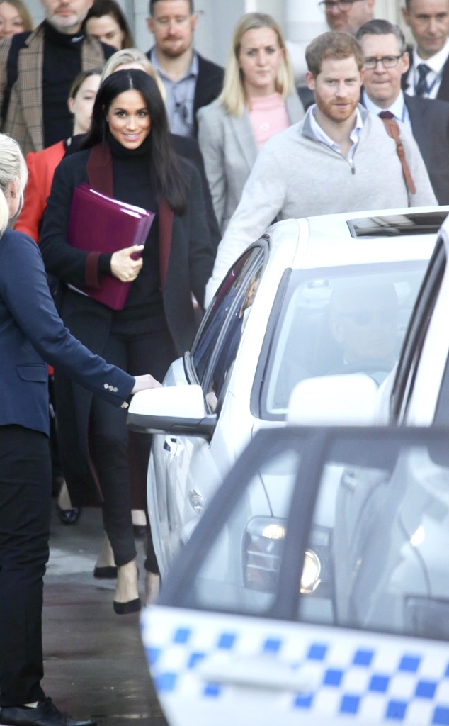 Meghan Markle, Prince Harry, Australia Royal Tour