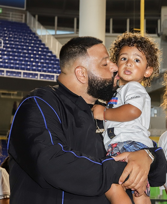 DJ Khaled, Asahd Khaled, Birthday