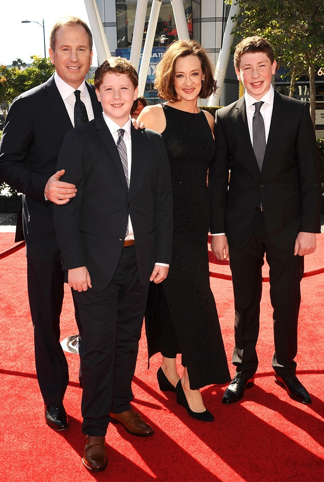 Joan Cusack (Sheila Jackson) -  The actress, who left after season 5, has been married to  Richard Burke  since 1996. The two share two adult sons,  Dylan  and  Miles .