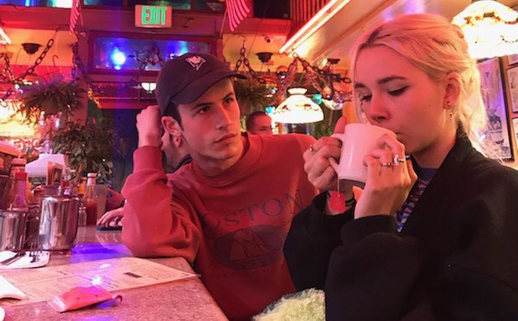 Dylan Minnette, Lydia Night