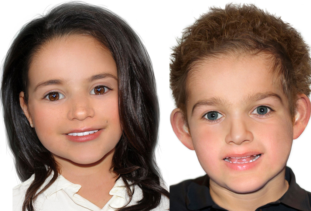 Prince Harry, Meghan Markle, Kids Composite, Future Royal Baby