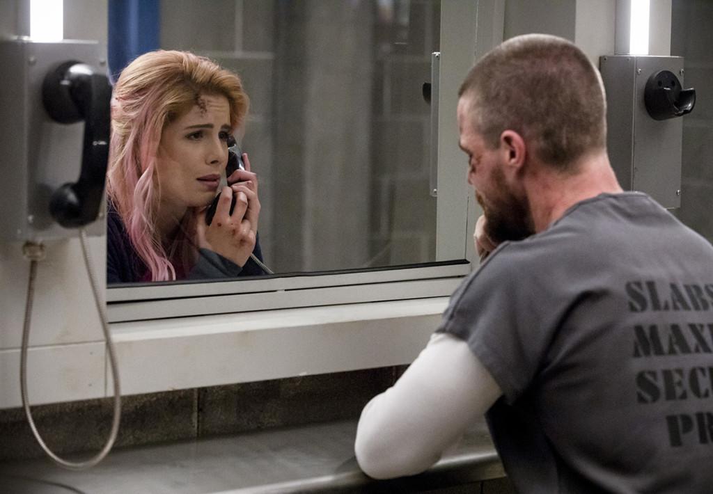 Arrow Premiere Ends With Major Surprise