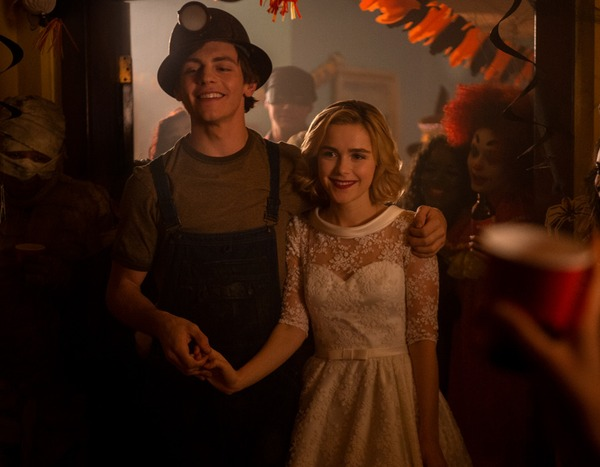 Chilling Adventures Of Sabrina Bs