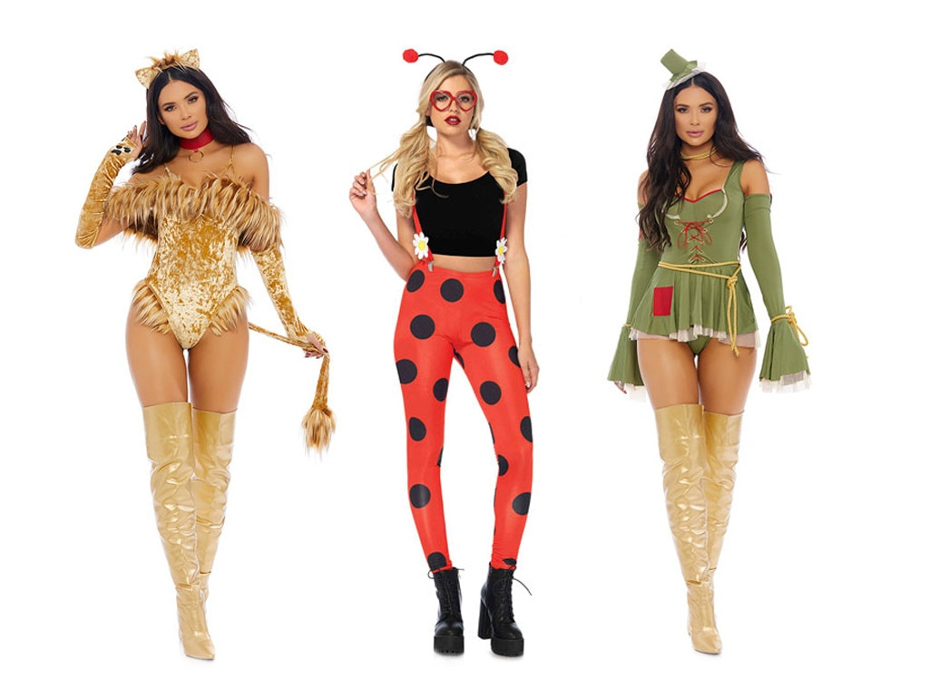 The Sexy hallween costumes regret, that
