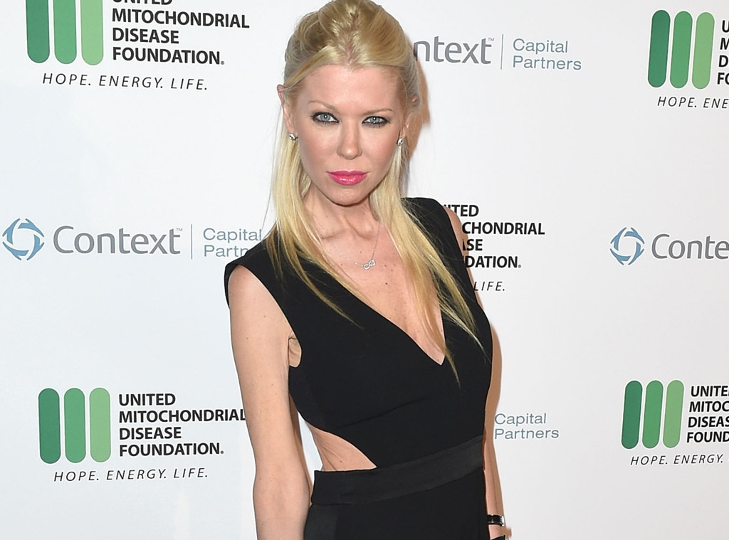 Tara Reid Removed from United Flight After Flying Into Rage