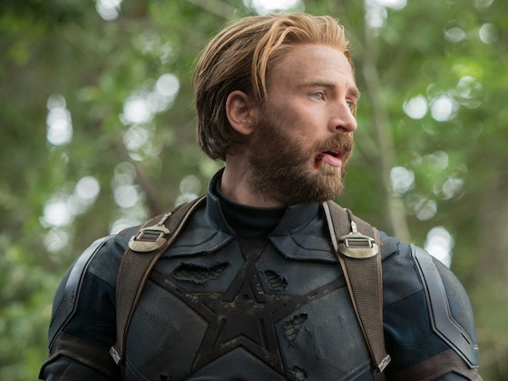 Chris Evans Plays Coy on Captain America's Fate in <i>Avengers 4</i>