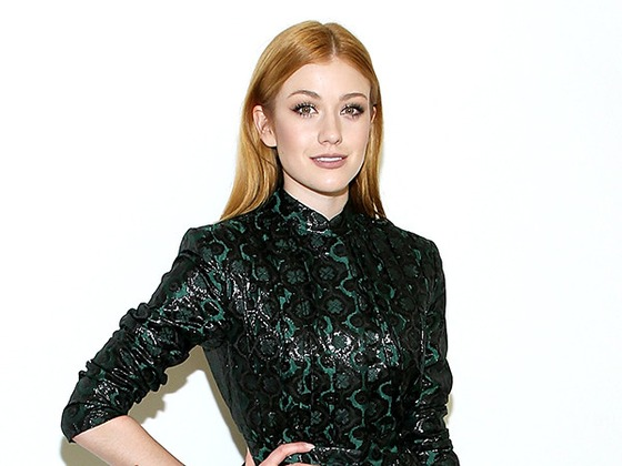 """Katherine McNamara Says Being a PCAs Finalist Is """"the Biggest Gift"""""""