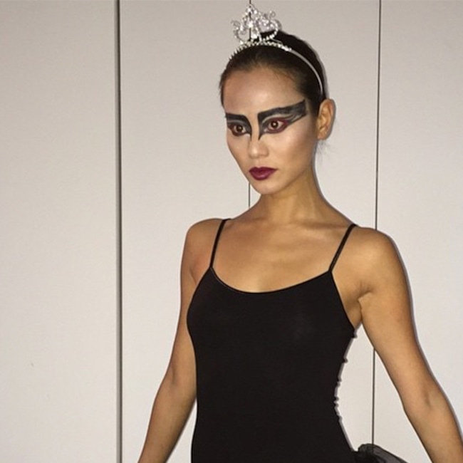 ESC: Celebrity Halloween Beauty Looks