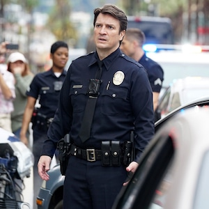 The Rookie, Nathan Fillion