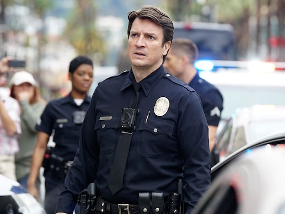Nathan Fillion's <i>The Rookie</i> Has an &quot;Entirely Different Dynamic&quot; Than <I>Castle</i></I>