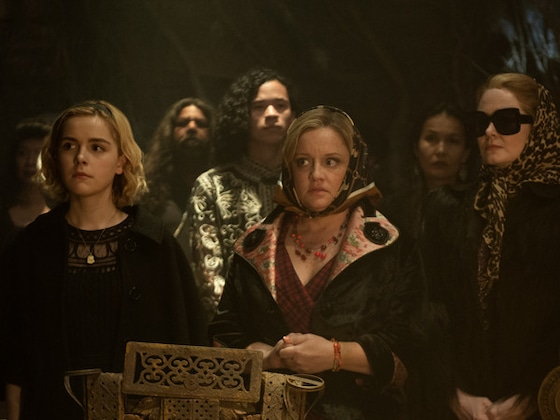 <i>Chilling Adventures of Sabrina</i>'s Spellman Fam May Surprise You