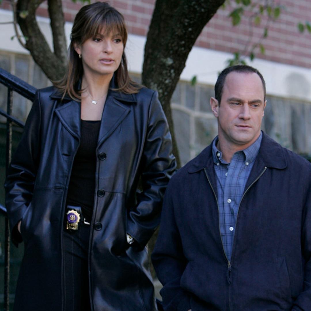 Mariska Hargitay Teases Law & Order: Organized Crime Appearance: See the On-Set Pics thumbnail