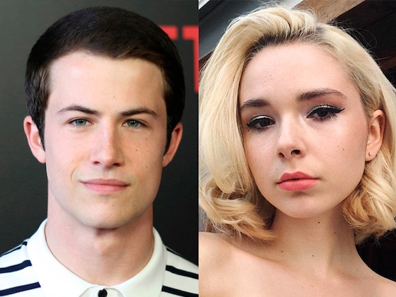 <i>13 Reasons Why</i>'s Dylan Minnette Sparks Romance Rumors With Lydia Night