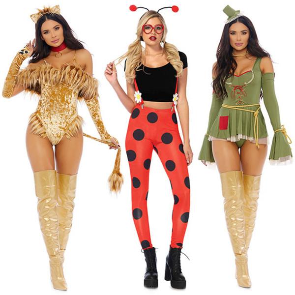 Cute Surprisingly Sexy Halloween Costumes