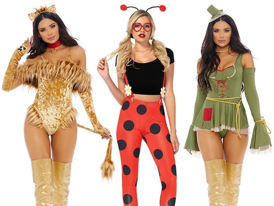 Cute & Surprisingly Sexy Halloween Costumes
