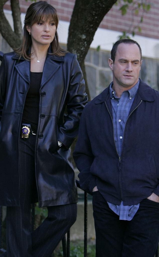 Mariska Hargitay, Christoher Meloni, Law & Order: Special Victims Unit
