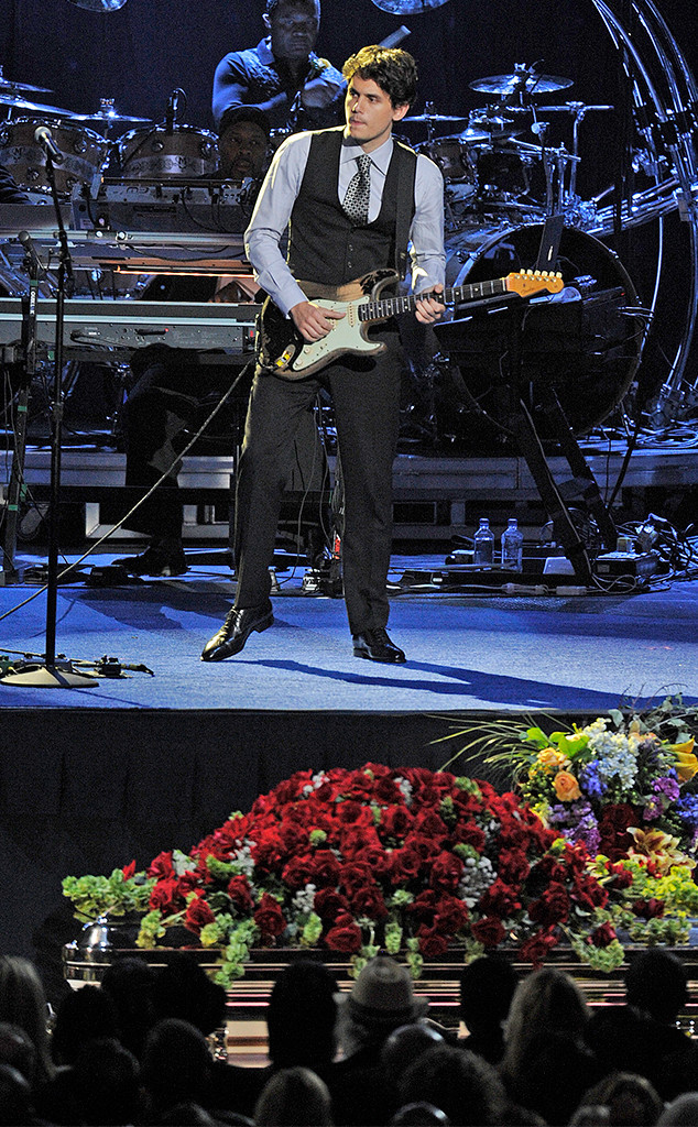 John Mayer, Michael Jackson Memorial